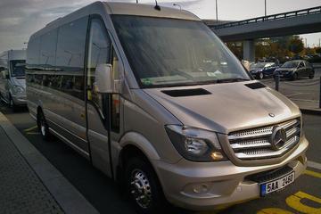Private Mini Coach Transfer from Prague to Munich
