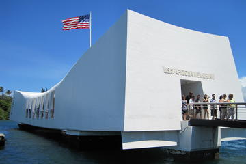 Tour privado: recordando Pearl Harbor...