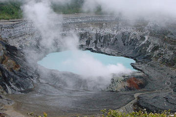 Half-Day Tour to Poas Volcano from...