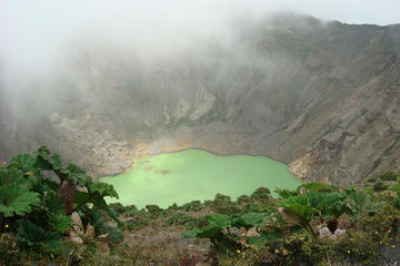 Irazu Volcano, Cartago Ruins and...