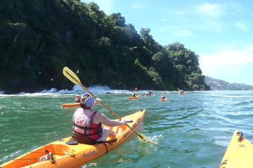 Small-Group Kayak and Snorkeling Tour from Jaco