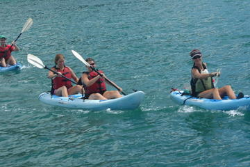 Small-Group Tour: Ocean Kayak and Snorkeling from Manuel Antonio