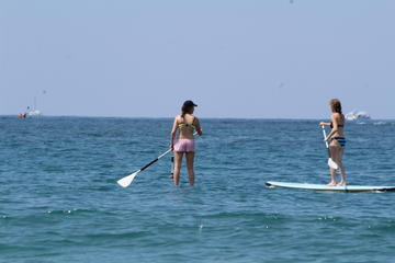Small-Group Tour: Stand-up Paddleboarding from Manuel Antonio