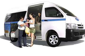 Traslado de Ônibus Fantasia de San Jose