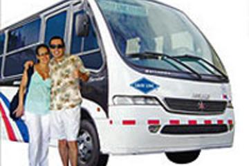 Traslado de Ônibus Fantasia para San Jose