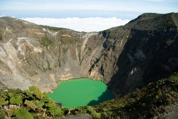 Volcan Irazu, Vallée d'Orosi et Lankester