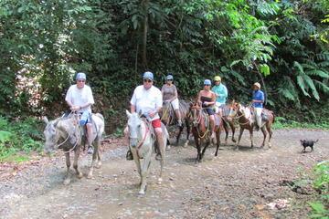 Waterfalls Horseback Riding from Manuel Antonio