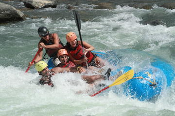White Water Rafting Savegre River from Manuel Antonio