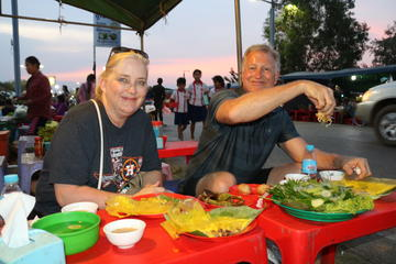 3-hour Small-Group Siem Reap Street Food Tasting Tour