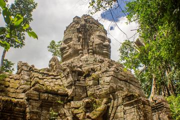 Private Angkor Temples Walking Tour from Siem Reap