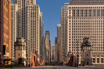 Tour a piedi di Chicago: grattacieli