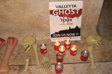 Private Valletta Ghost Walking Tour