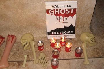 Valletta Private Ghost Tour
