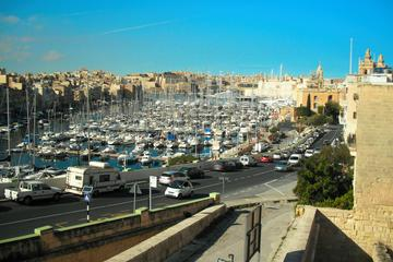 Vittoriosa Small-Group Walking Tour