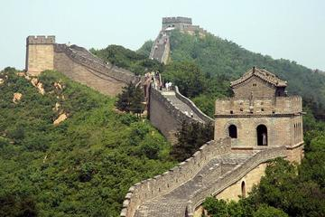 Full-Day Great Wall of Badaling with Ming Tombs Tour from Beijing