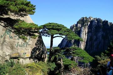 Full Day Huangshan Yellow Mountain Group Tour