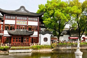 One Day Tour to customized top popular sightseeing in Shanghai City