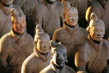 Group Day Tour: Terra-Cotta Museum, Emperor Qinshihuang Mausoleum and...