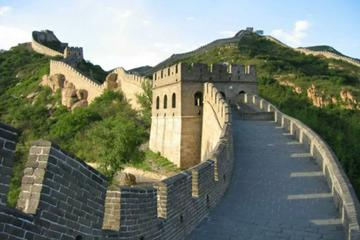 Mutianyu Great Wall and Ming Tombs With Lunch in One Day  Group Tour