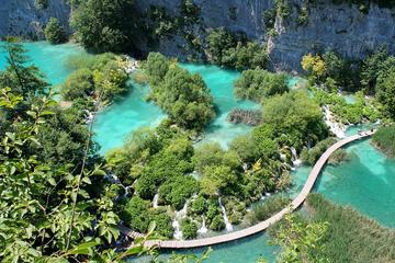 Plitvice Lakes Private Day Trip from...