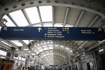Trasferimento all'Arrivo dall'aeroporto Chicago