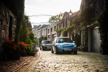 Private Tour of Edinburgh in a Mini Cooper