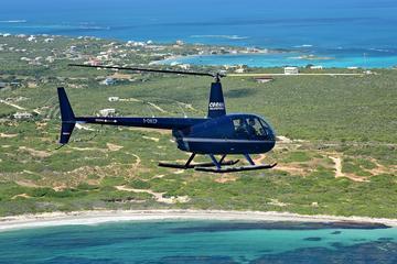 Hubschrauberrundflug über St Martin