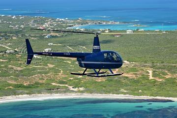 Tour de Saint-Martin en hélicoptère