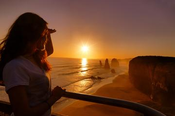 Great Ocean Road Tour bei Sonnenuntergang ab Melbourne