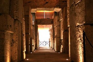 Colosseum Underground Tour, Third Tier, Roman Forum & Palatine Hill