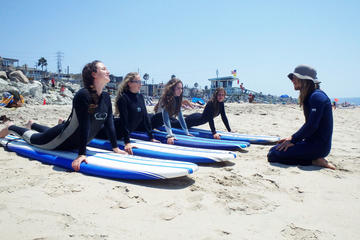 Laguna Beach Surf Lessons