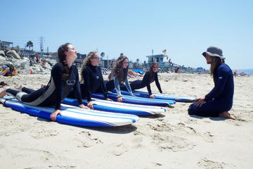 Surf Lessons in La Jolla