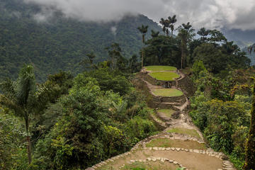 Lost City Trek in Santa Marta Colombia