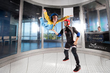iFLY Toronto: Indoor Skydiving Introductory Package