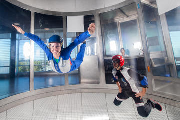 Montreal Indoor Skydiving Introductory Package