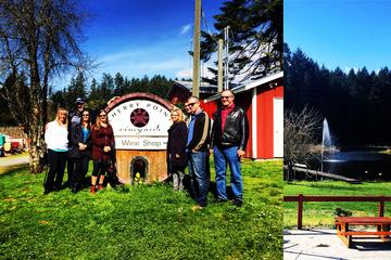 Victoria to Cowichan Valley Wine Tour