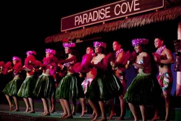 Luau-Vorstellung in Paradise Cove