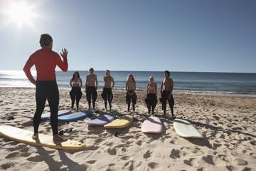 Aulas de surfe em Sydney