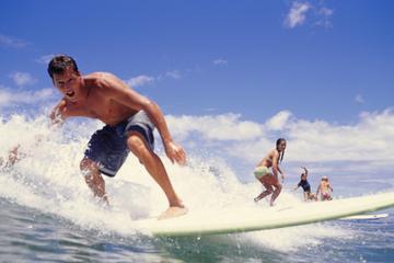 Aventura de camping e surf de 2 dias em Sydney até Seal Rocks