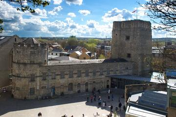 Oxford Castle Unlocked Entrance Ticket Including Guided Tour