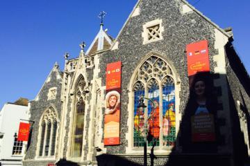 I racconti di Canterbury: ingresso