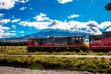 4-Day aboard 'Tren Crucero' from the Andes to the Pacific
