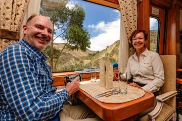 4-Day aboard 'Tren Crucero' from the Pacific to the Andes