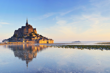 Excursão privada de um dia a Mont Saint-Michel de Bayeux