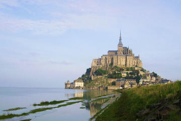 Excursion d'une journée au Mont Saint-Michel au départ de Bayeux