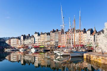 Excursion à terre au départ du Havre: visite privée de Honfleur et...