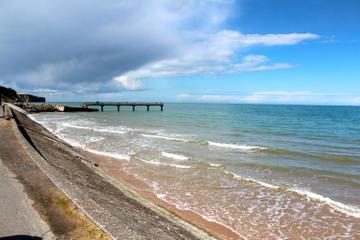Viagem de meio dia de praias da Normandia partindo de Bayeux