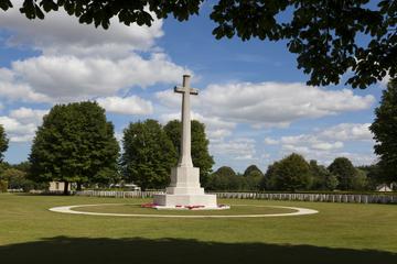 Visite des champs de bataille de Normandie - Sword Beach et le...