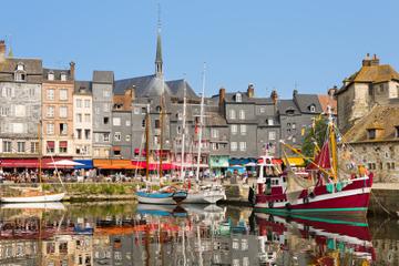Visite privée: excursion d'une journée à Honfleur, Deauville et...