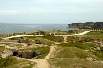 Visite privée: plages du débarquement de Normandie, champs de...